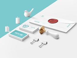 《段氏口腔》口腔医院logo、vi&吉祥物设计