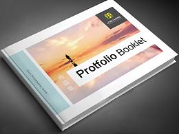 77套企业宣传册产品画册杂志排版作品集PSD设计模板素材源文件