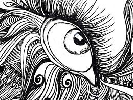 【手绘】眼睛