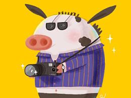 猪的家庭第一版