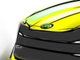 斯柯达超级跑车#研发控#