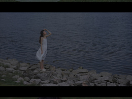白裙子和你