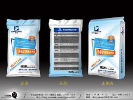 粉刷石膏 腻子粉 砂浆编织袋 水泥袋 装修材料包装设计-小设鬼品牌策划