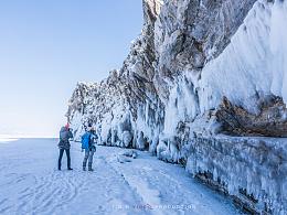 西伯利亚之旅 —《蓝色的眼—贝加尔湖》航拍