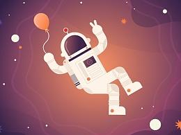 太空人~~