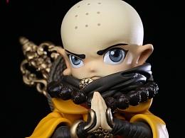 末那x斗战神丨萌宠系列手办第4弹《糖长老》