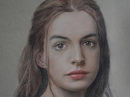 安妮海瑟薇《悲惨世界》