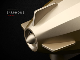 Airship - earphone concept
