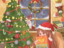 圣诞快乐啊!