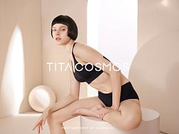 内衣拍摄(TITA COSMOS)