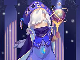魔法師小餅干