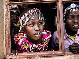 肯尼亚的儿童节,孩子们收到什么礼物?