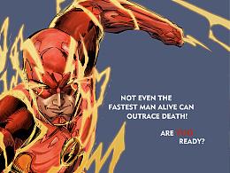 《The Flash》被闪电击中的超能力者!