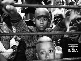 「豪拉火车站 | 印度面孔」