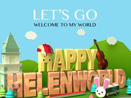 Happy Helen world
