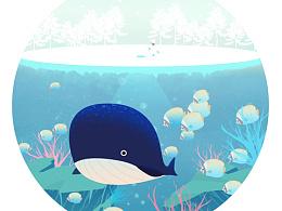 一个关于大海的绘本