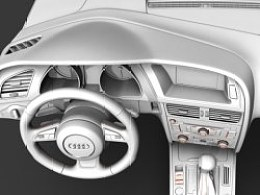 Audi A5_CGI
