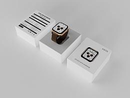 智能手表的包装设计