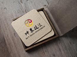 坤象投资-logo设计