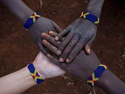 非洲的努力和希望你可曾看到?