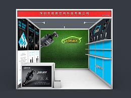 创客公司17年 北京展 设计物料