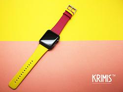 krimis 苹果手表表带 海报设计拍摄