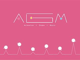 AGM—形象、官网首页(部分展示)