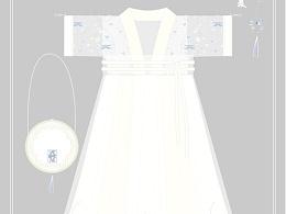 【南风晚】国风服装搭配设计