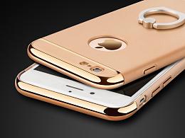 创得苹果iPhon6/6S TPU可拆卸电镀手机壳,详情页  产品拍摄 宝贝详情