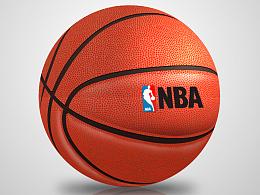 篮球 写实UI图标练习