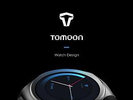 土曼手表表盘界面设计