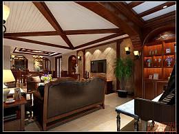 贵阳庭院装饰设计外景素材别墅别墅图片