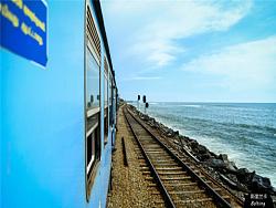 斯里兰卡纪实3,来自千与千寻的海上火车