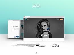 个人珠宝品牌网站