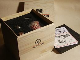 究極model 3th限定鸚鵡螺補拍