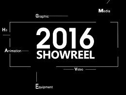 【TGIDEAS】2016 SHOWREEL 作品集影片
