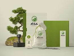 木王山标志设计
