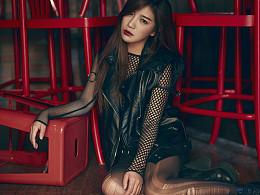 摇滚创作才女程诗迦  摇滚精灵的时尚态度   摄影@时尚摄影师STEVEN李骏