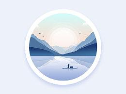 icons-扁平化-练习