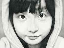钢笔画-《茕茕孑立》-XL