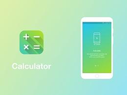 Calculator 计算机app