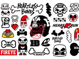 HERATLESS BONES-虚拟潮牌