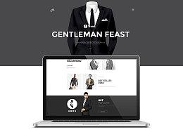 两个英文版企业网站