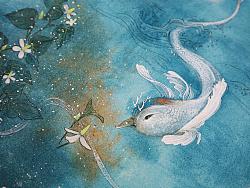 原创|一条属于水中非鱼非蛇的怪蛟