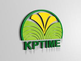 KPTIME | 生态技术公司标志设计