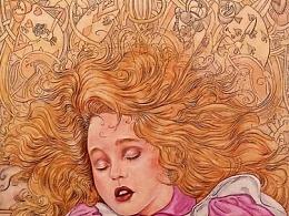 书籍装帧-爱丽丝梦游仙境