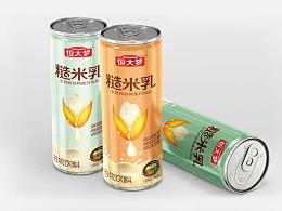恒大梦—糙米乳谷物饮料