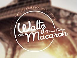 Waltz on Macaron—馬卡龍上的圓舞曲