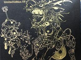 (韩)金政基2016sketch collection Lemited Editon 创作中纪录