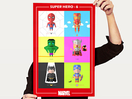 MARVEL SUPER HERO-6